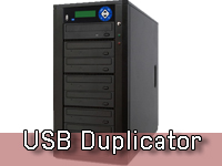 Flash Drive to CD DVD Duplicator