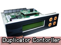 CD DVD BD Duplicator Controller