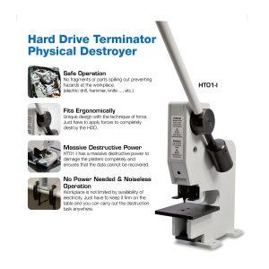 Destroy Harddisk